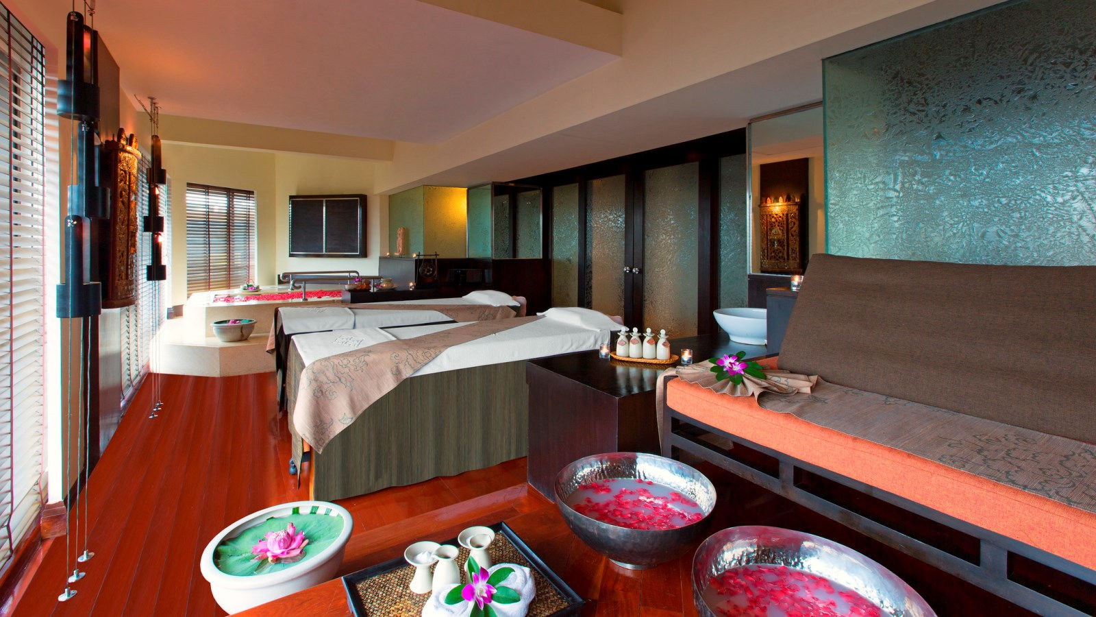 Royal Orchid Mandara Spa Bangkok