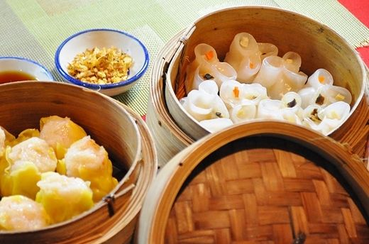 5 Lucky Foods for Chinese New Year