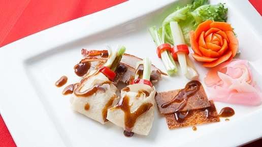 Chinese Delicacies at FEAST Royal Orchid Sheraton Hotel & Towers Bangkok