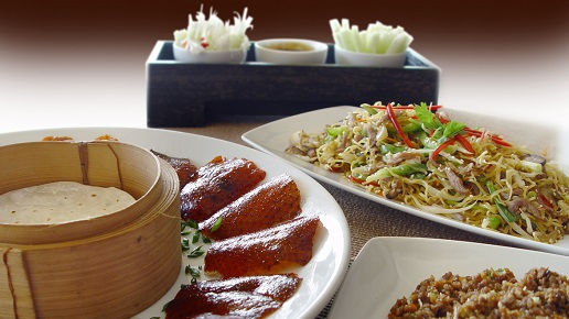 Chinese Delicacies - Royal Orchid Sheraton Hotel & Towers Bangkok