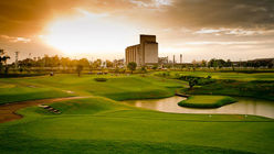 Golf Course in Bangkok - Royal Orchid Sheraton Hotel & Tower Bangkok
