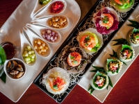 Thai Tapas at Thara Thong - Royal Orchid Sheraton Hotel & Tower Bangkok
