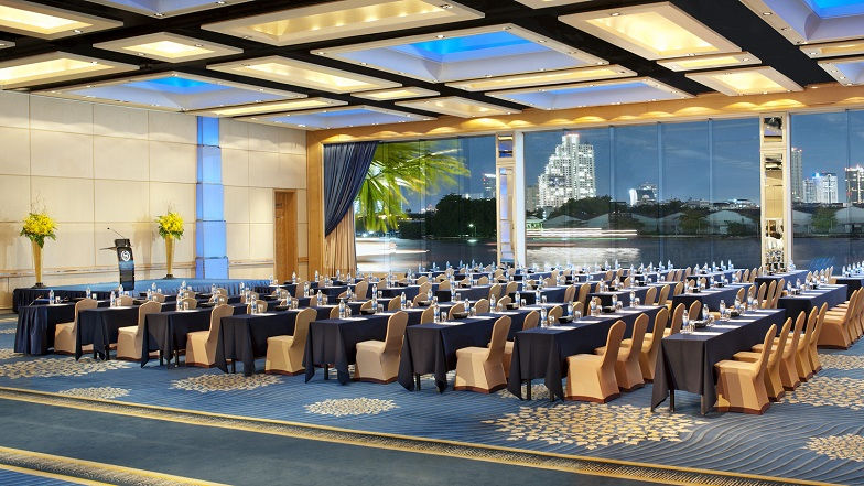 CATERING & BANQUETING at Royal Orchid Sheraton Hotel Bangkok