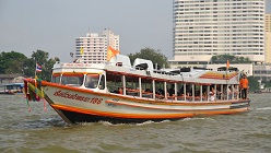 Chao Phray Express Boat
