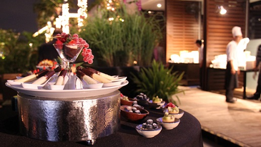 Outside Catering at Royal Orchid Sheraton Hotel Bangkok