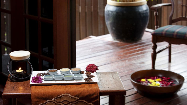 Mandara Spa - Royal Orchid Sheraton Hotel & Tower Bangkok
