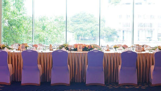 Weddings at Royal Orchid Sheraton Hotel Bangkok