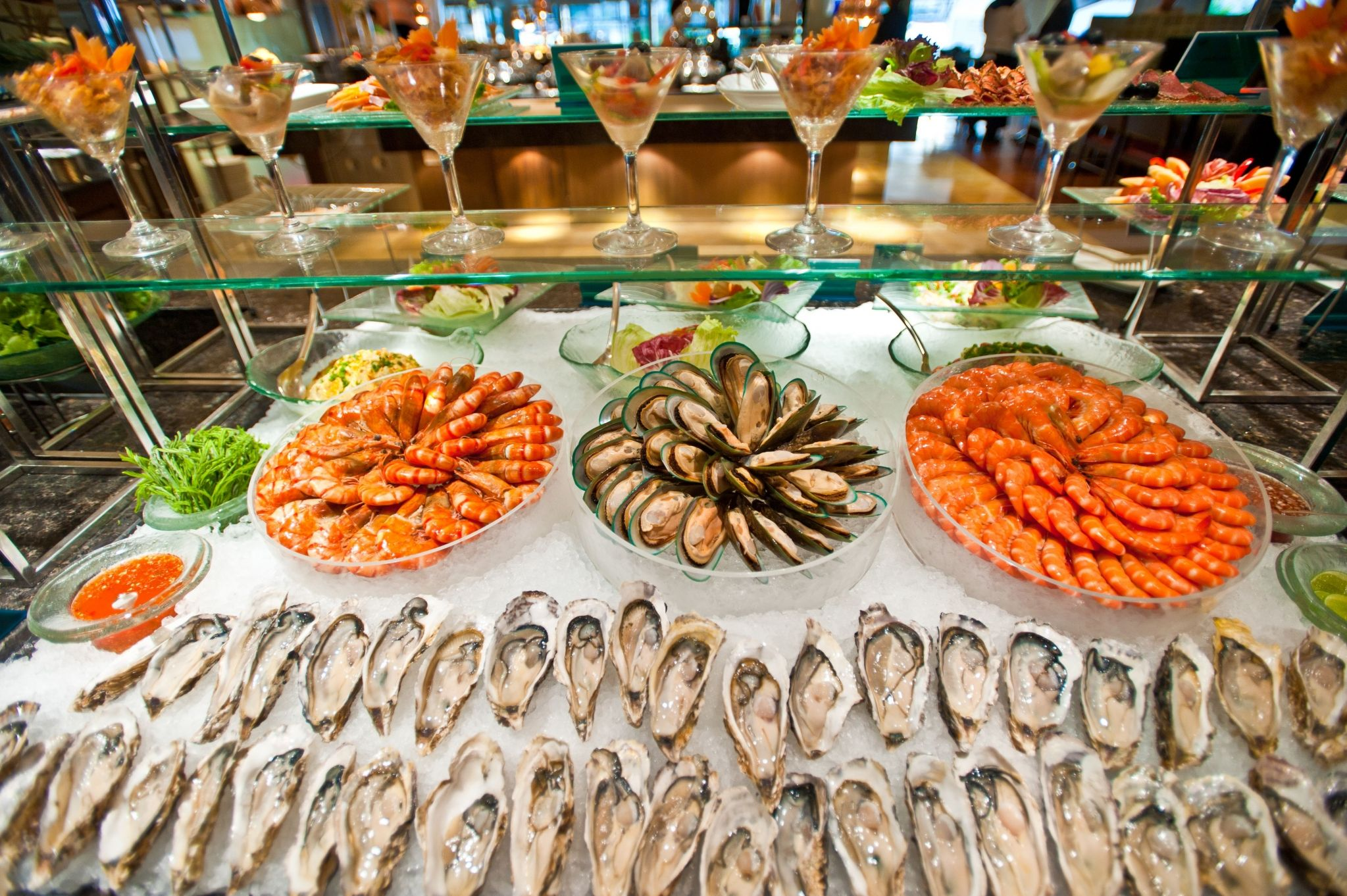 International Seafood Buffet