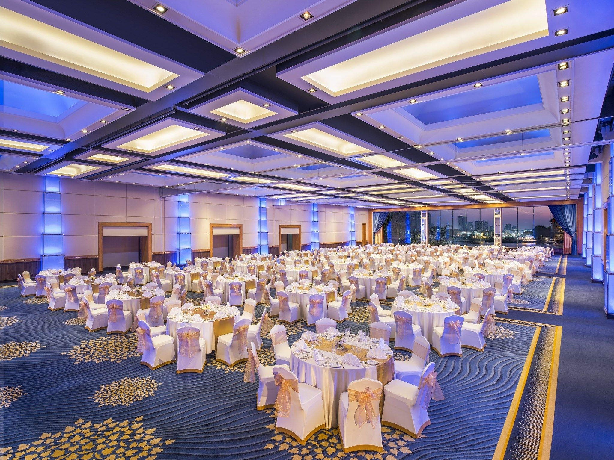 Venues at Royal Orchid Sheraton Hotel Bangkok