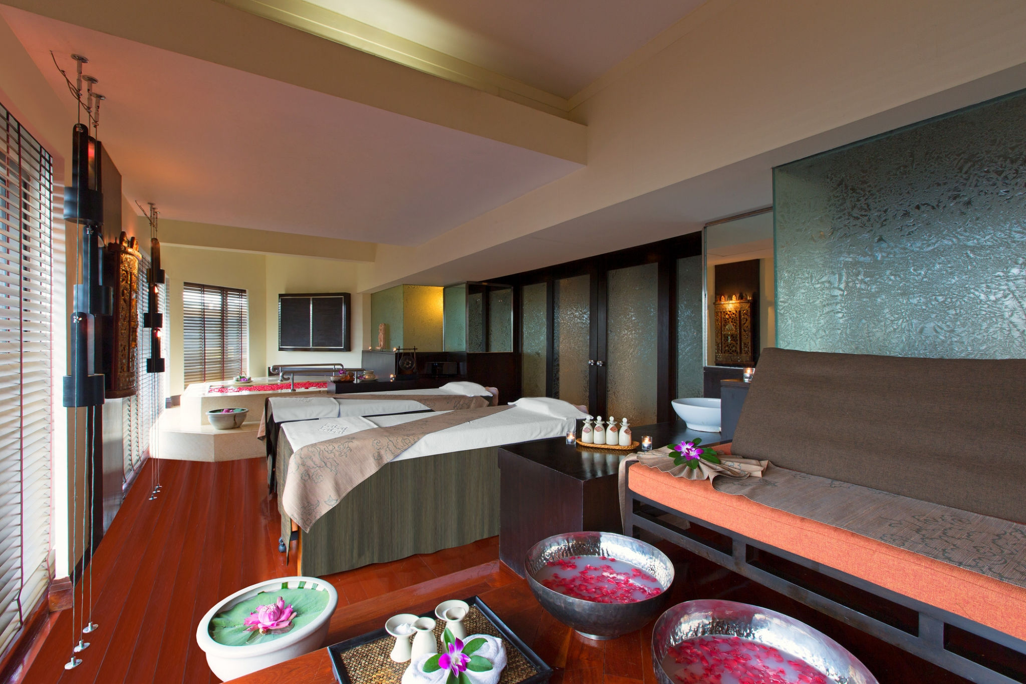 Mandara Spa - Royal Orchid Sheraton Hotel & Towers Bangkok